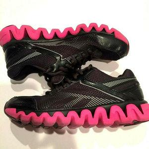 Reebok Womens Zig Lite Shoe Low Top Sneakers 6.5